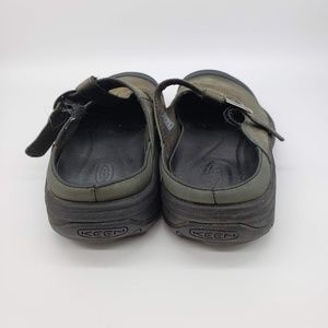 Keen Shoes - Keen Womens 8.5 Slide On T-Strap Sandal